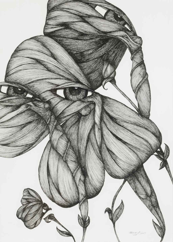 Garden Party III by Katherine Filice