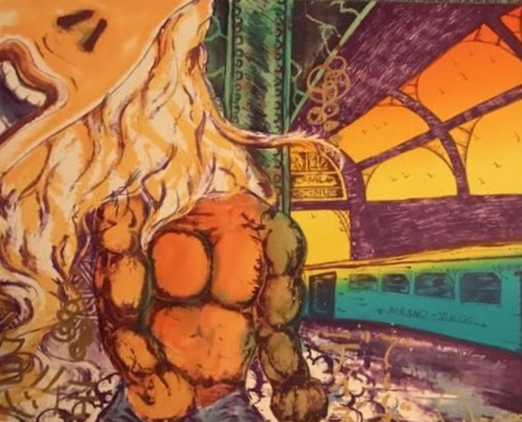 "Untitled (NYC) - Variant Edition by Chris ""Daze"" Ellis"