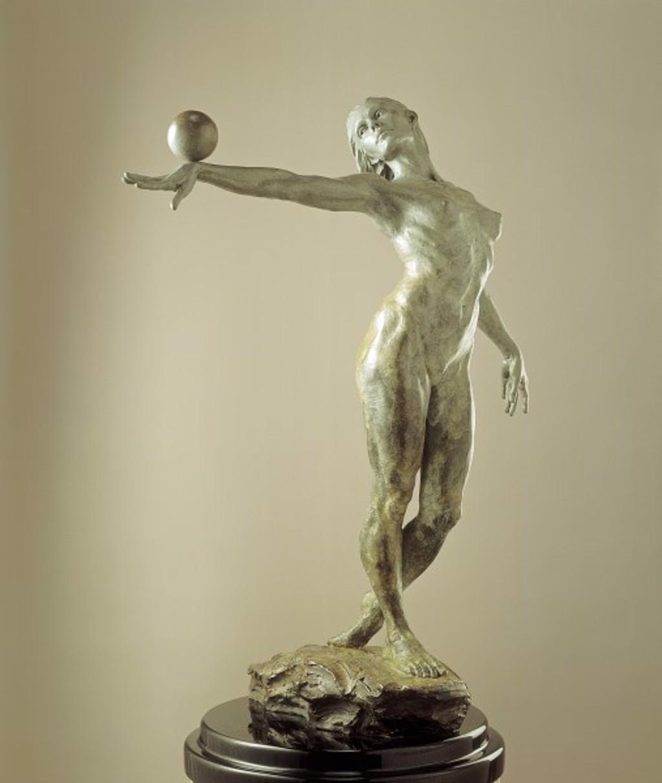 Balance (half life) by Paige Bradley