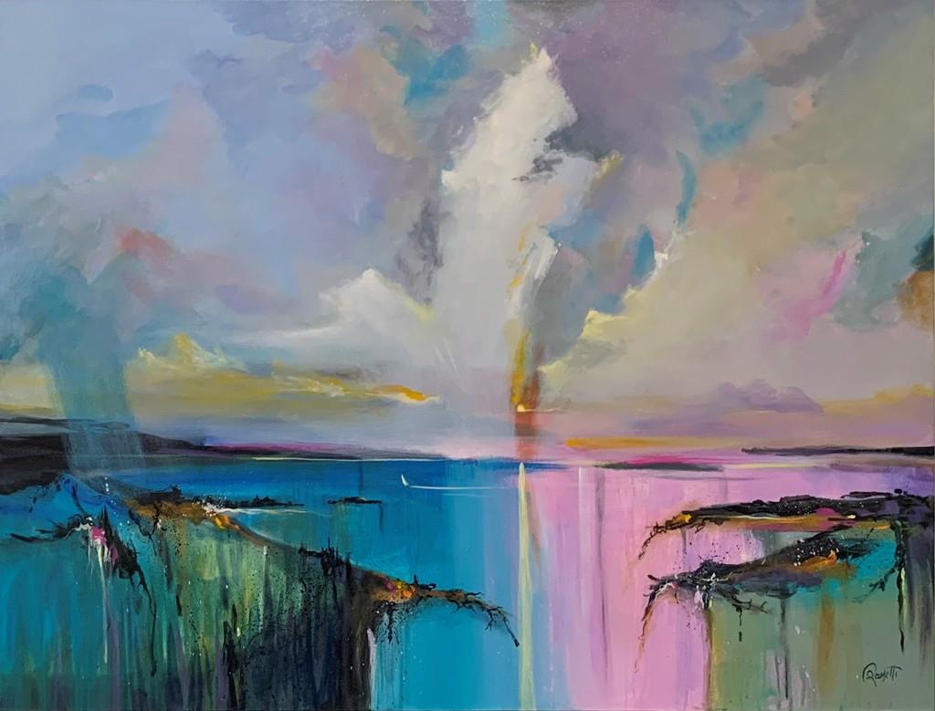 Mallory Sunset by T. Rossetti
