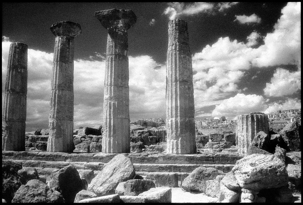Agrigento, Sicilia by Edward C. Alfano