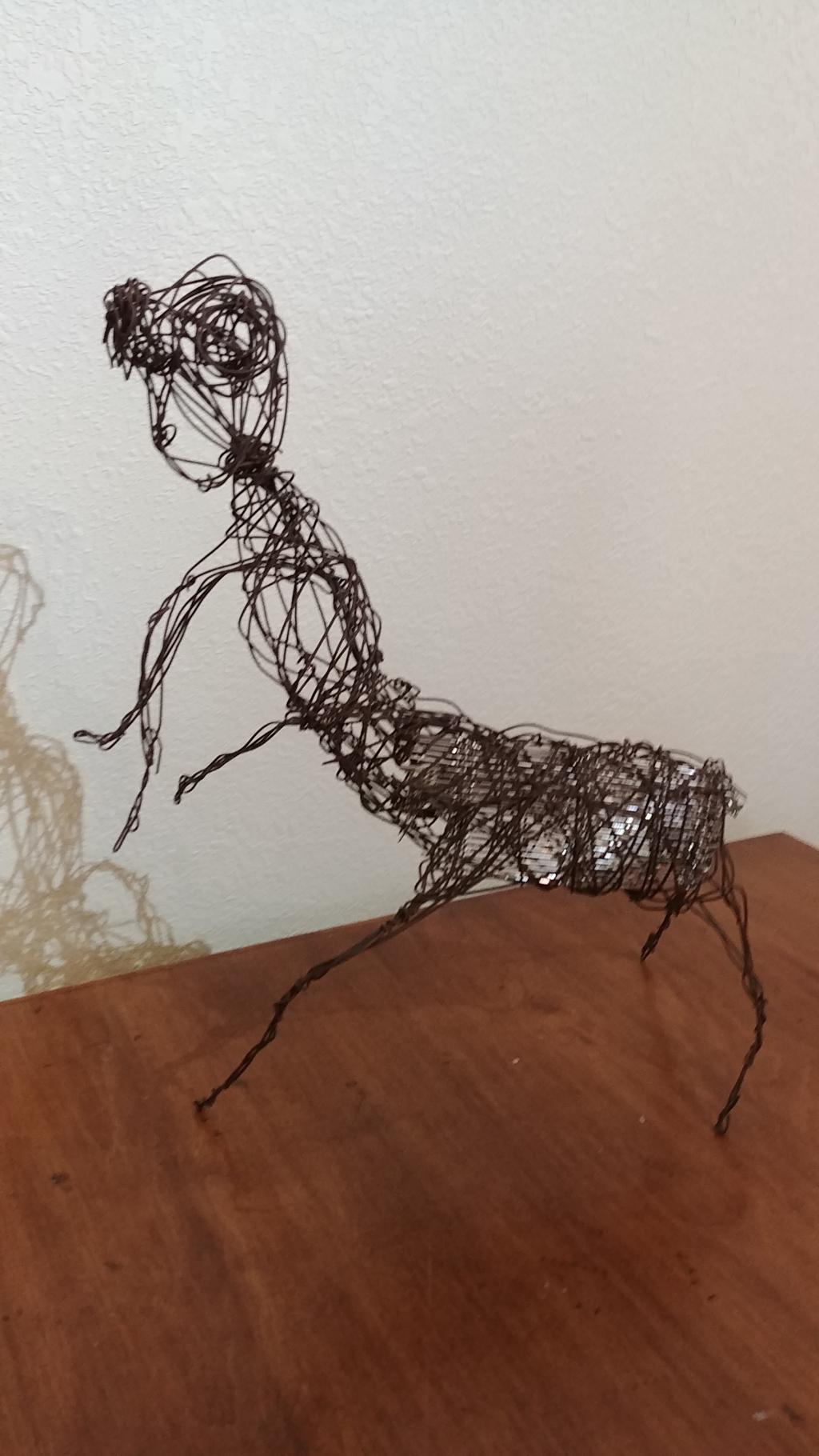 Praying Mantis by Derek Hoehn