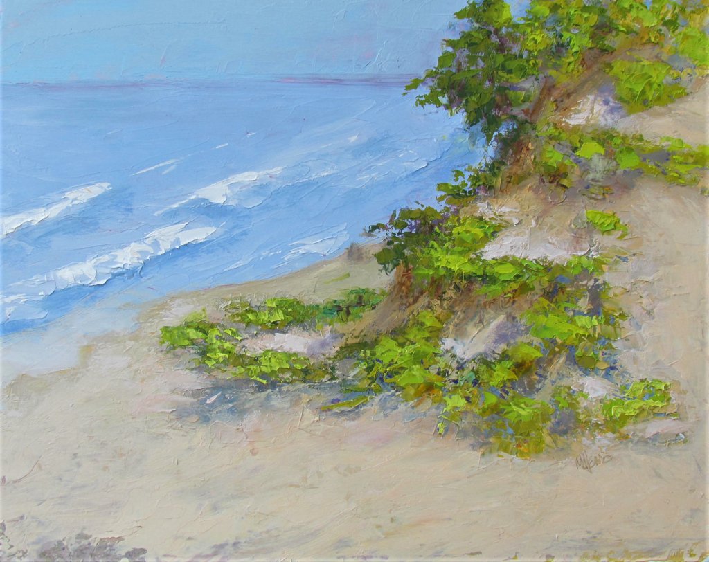 Fragile Dune by Patti Mollema