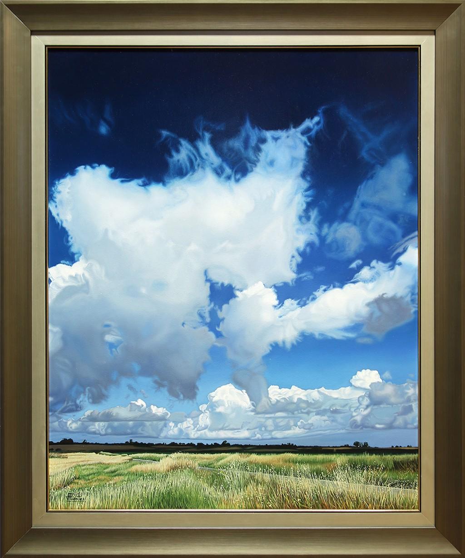 Summer Skies by Jose Antonio Fuentes