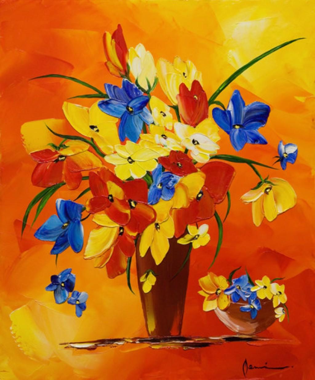Bouquet Couleur by Monika Meunier