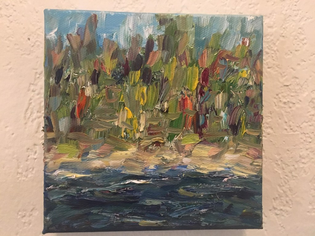 Saugatuck #5 by Michelle Pizzo
