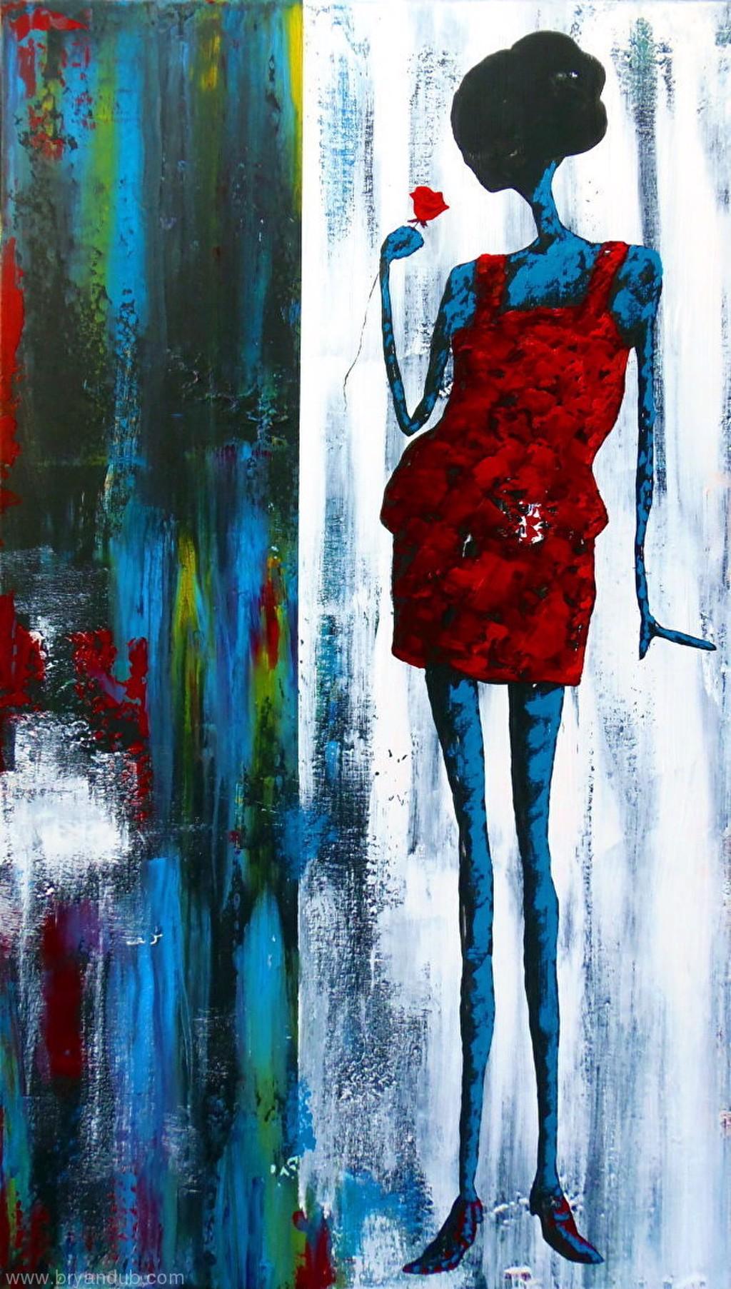 La Rosa by Bryan Dubreuiel