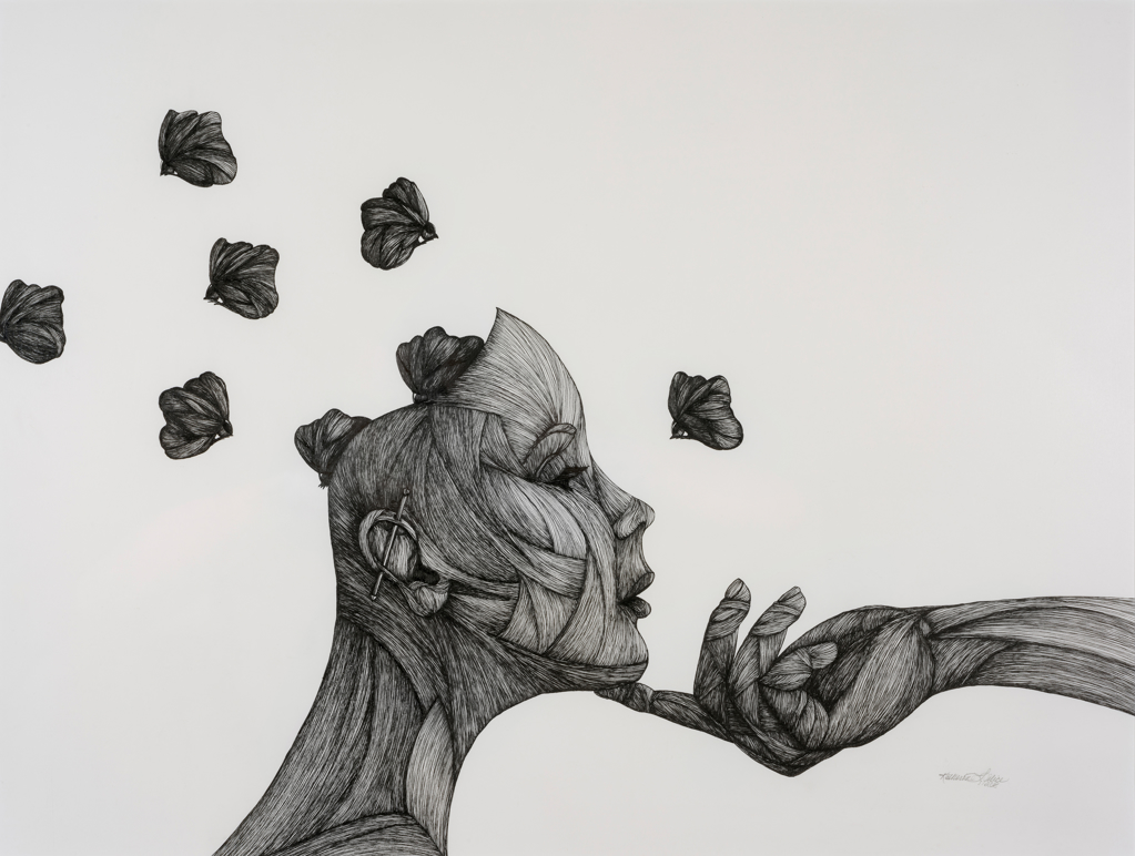 Memory April by Katherine Filice