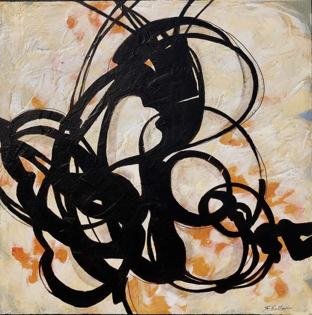 Intense Simplicity No. 23 by Helen Bellaver