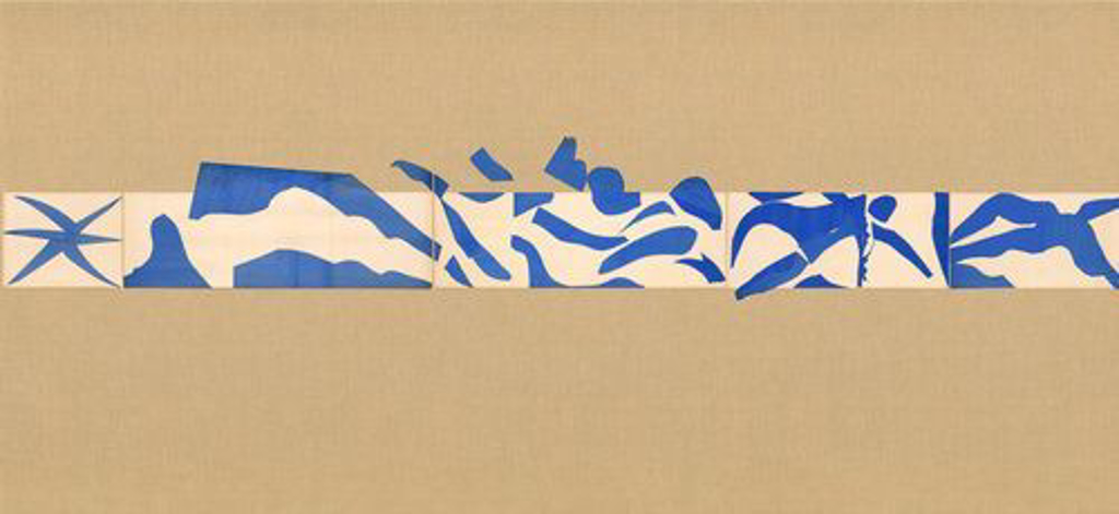 La Piscine A by Henri Matisse (1869 - 1954)
