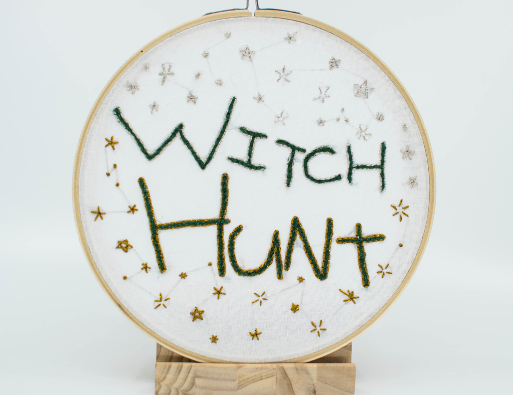 Witch Hunt by Molly Sullivan