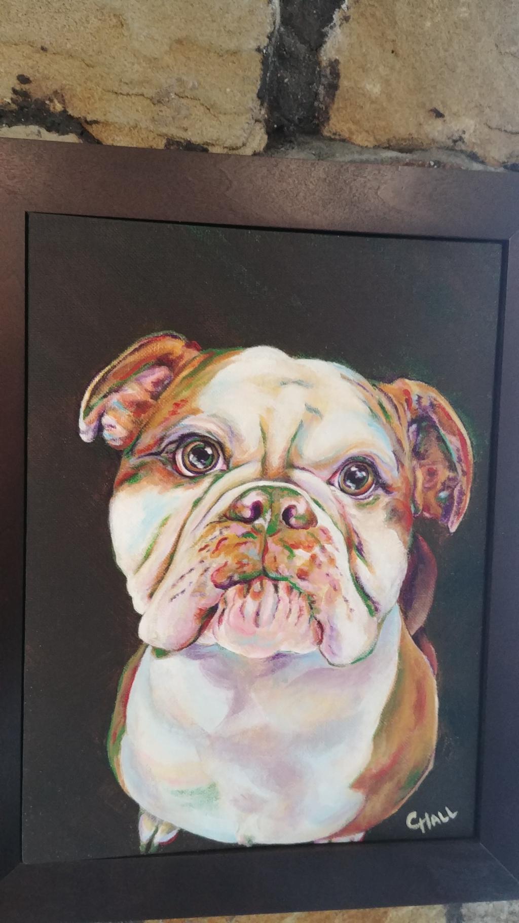 Churchill  by Cathy Hall