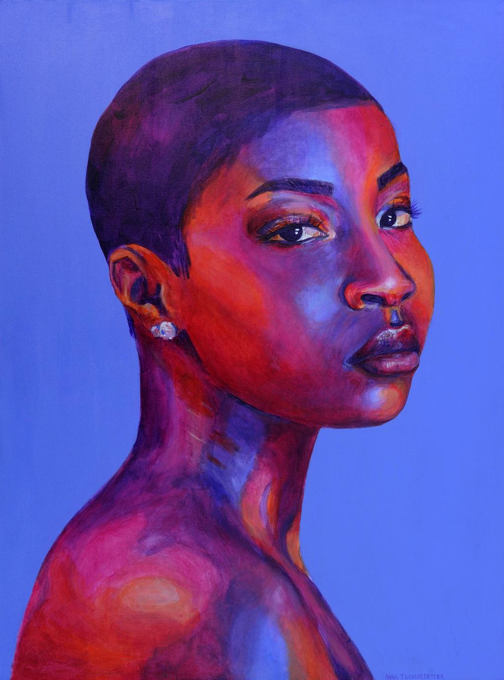 Diamond by Anna Thomasdotter