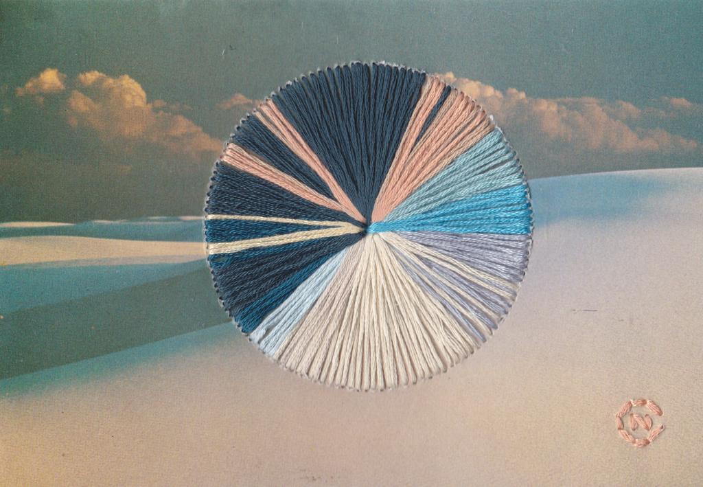 White Sands by Natalie Ciccoricco