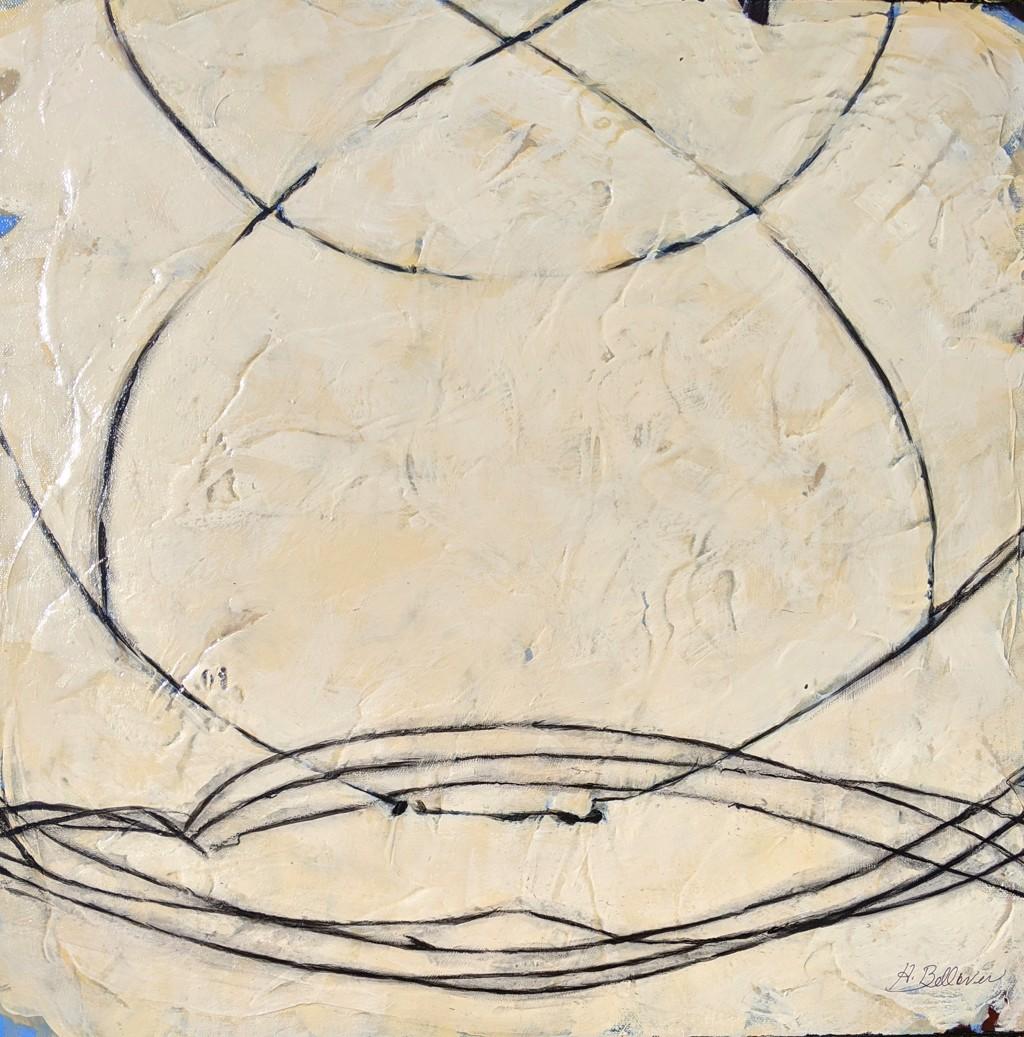Intense Simplicity No. 20 by Helen Bellaver