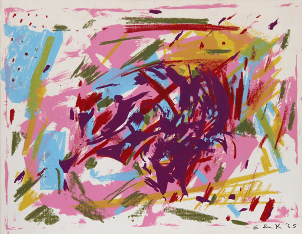 Untitled by Elaine de Kooning