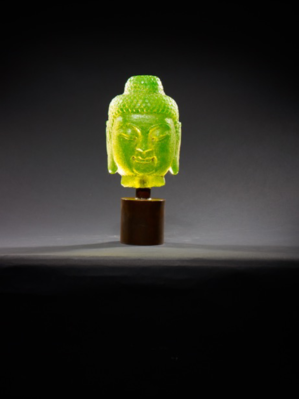 Medium Buddha - Vaseline by Marlene Rose (b. 1967)