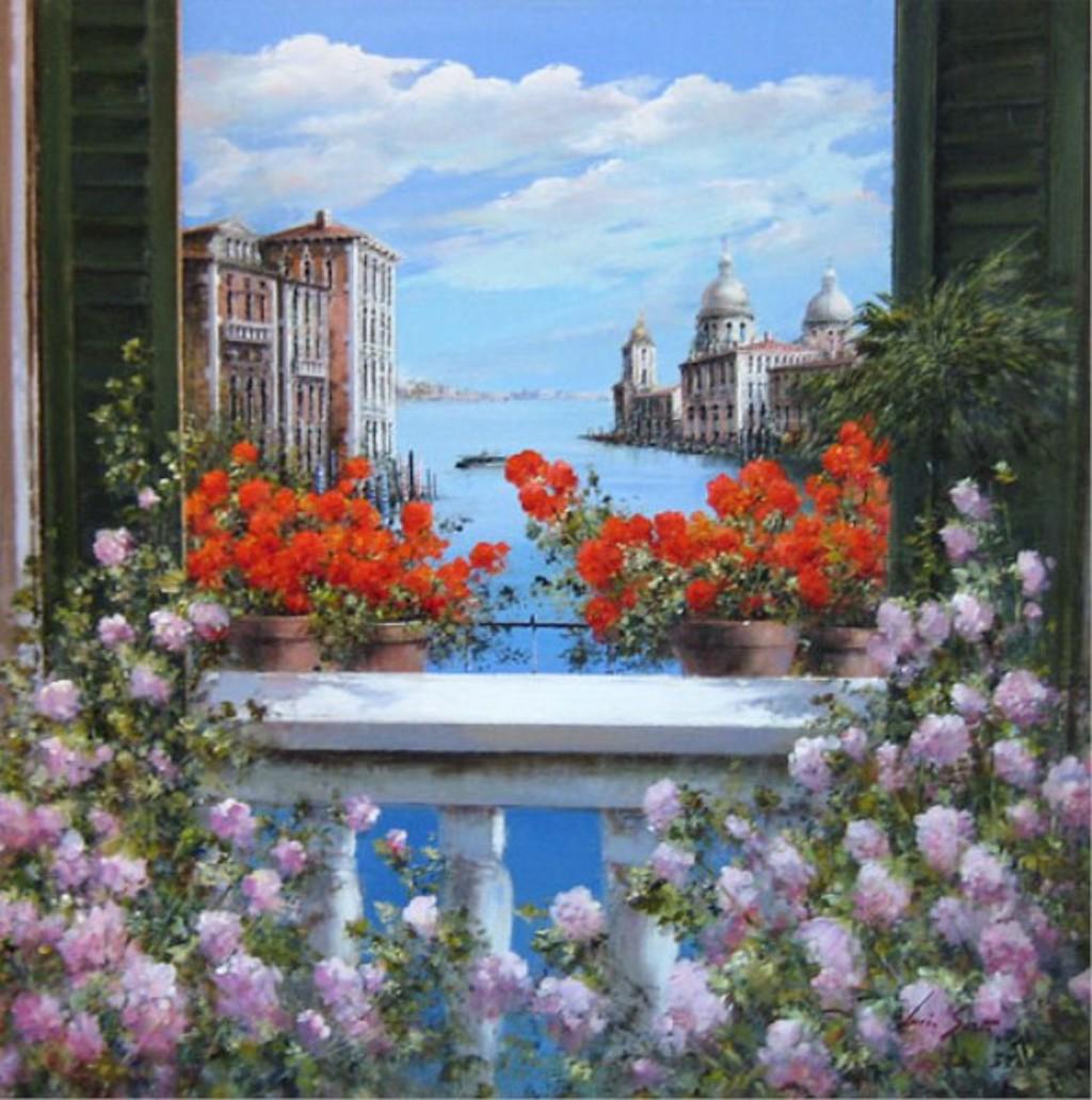 Venezia by Lucia Sarto