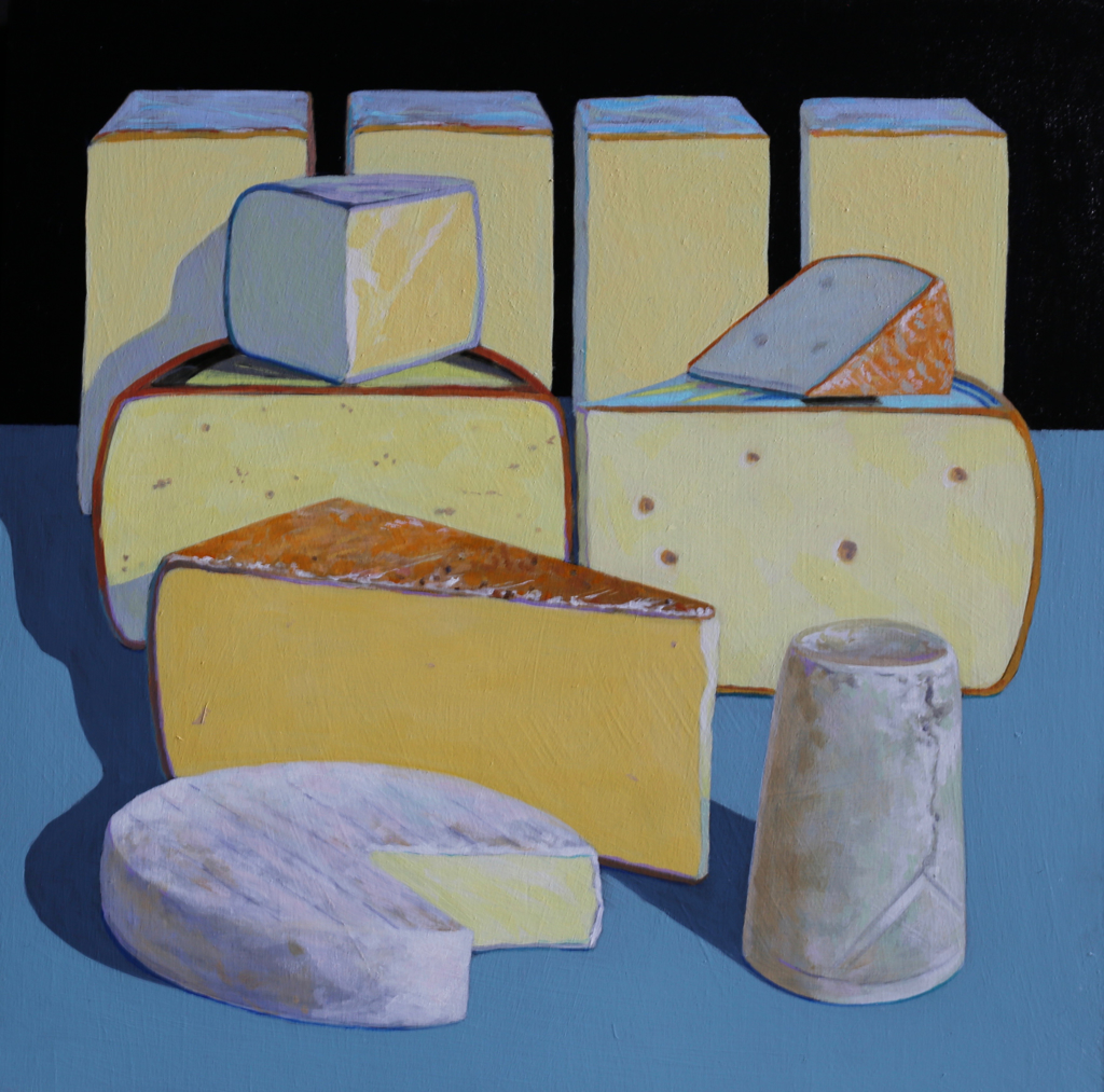 Swiss Composition by Gale Wallar