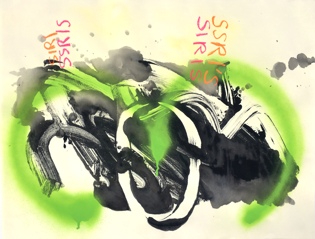 SSRI'S SIRIS by Vivian Liddell