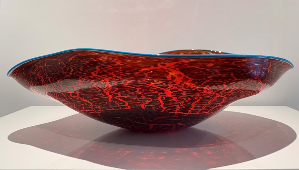 Nesting Lava Burst by David Wight