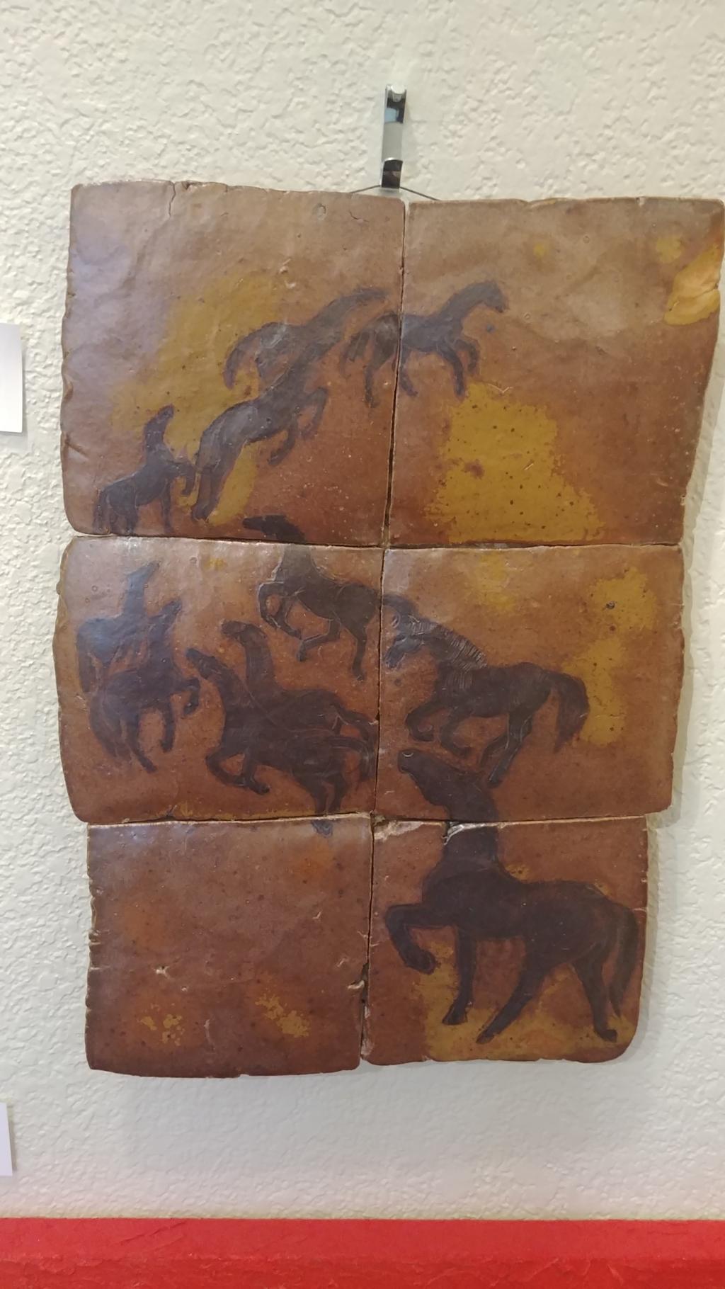 Horses in the Dark by Jana Hanka