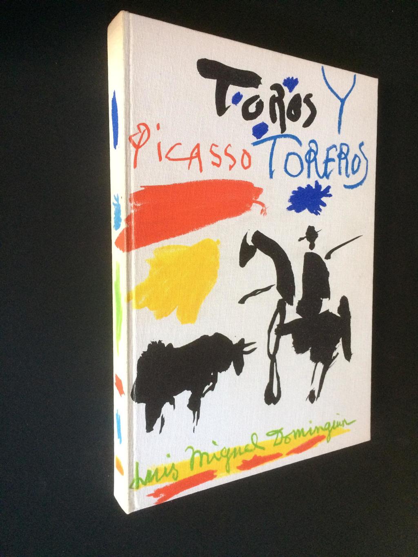 Toros Y Toreros Complete Book by Pablo Picasso (1881 - 1973)