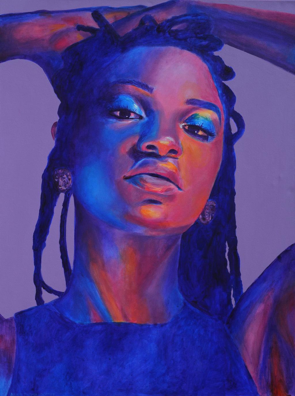Jocelyn by Anna Thomasdotter