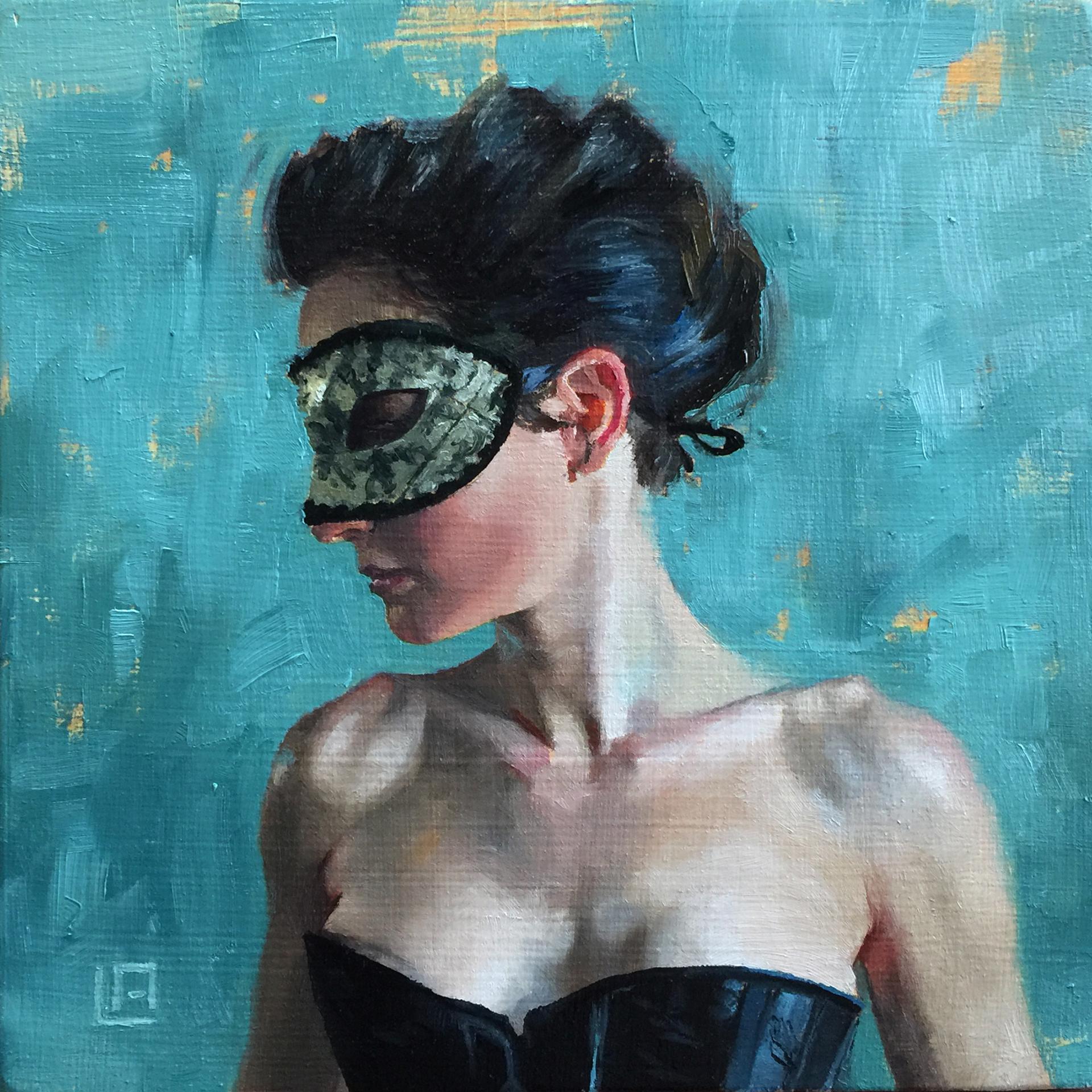 Evening Attire by Linda Adair