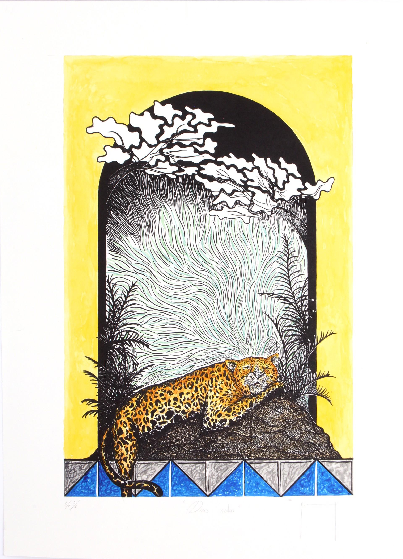 Dios Solar by Miguel Jimenez Martinez