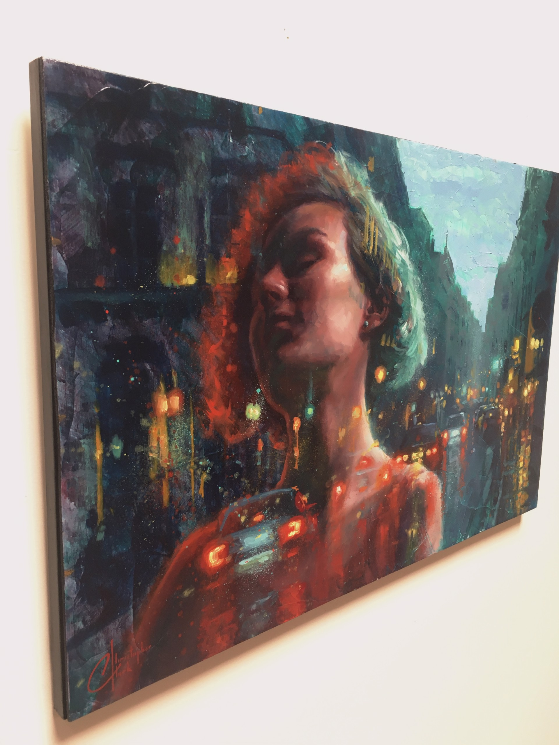 Dreaming of the City 2 by Christopher Clark