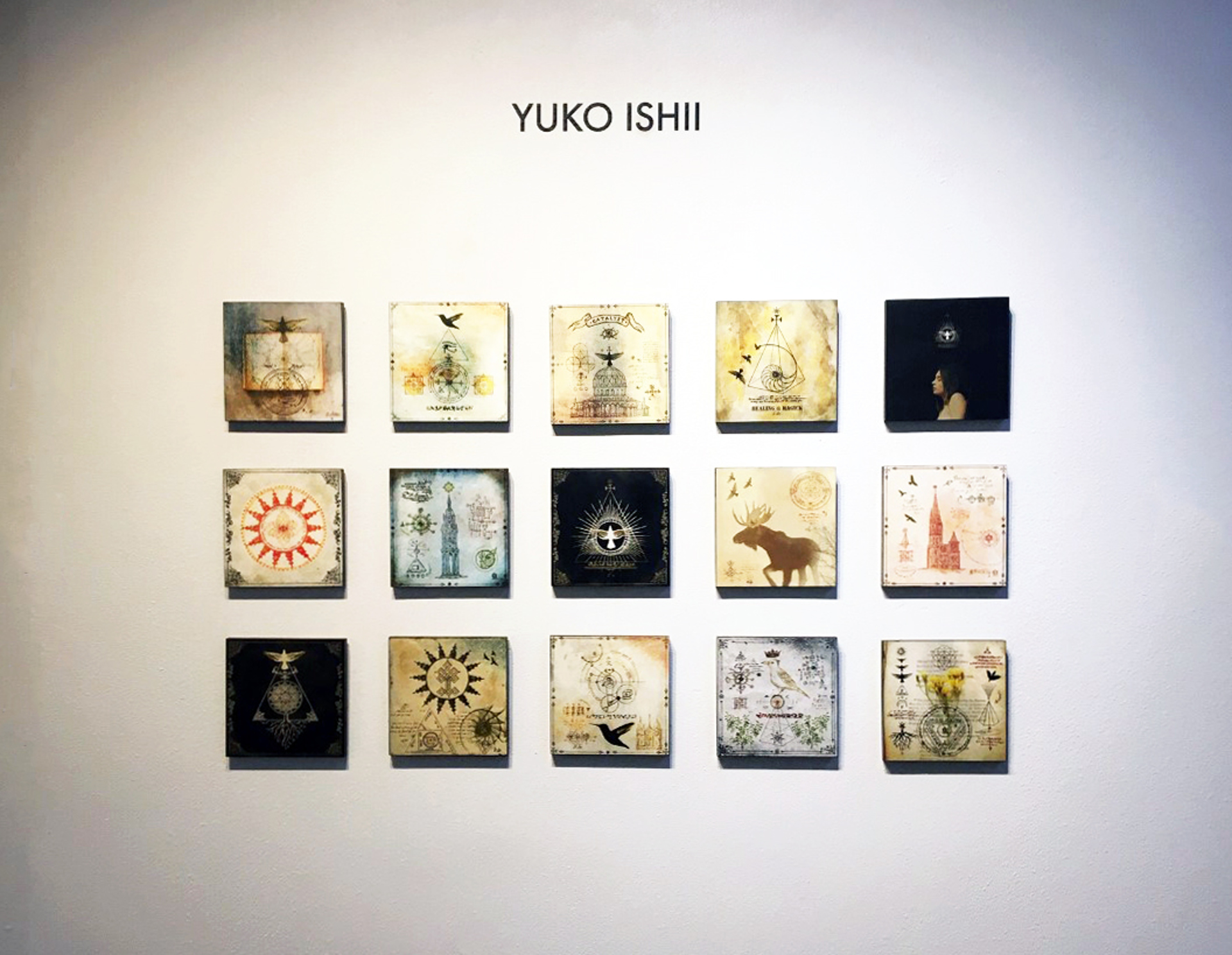 Soul-centered Nest  by Yuko Ishii
