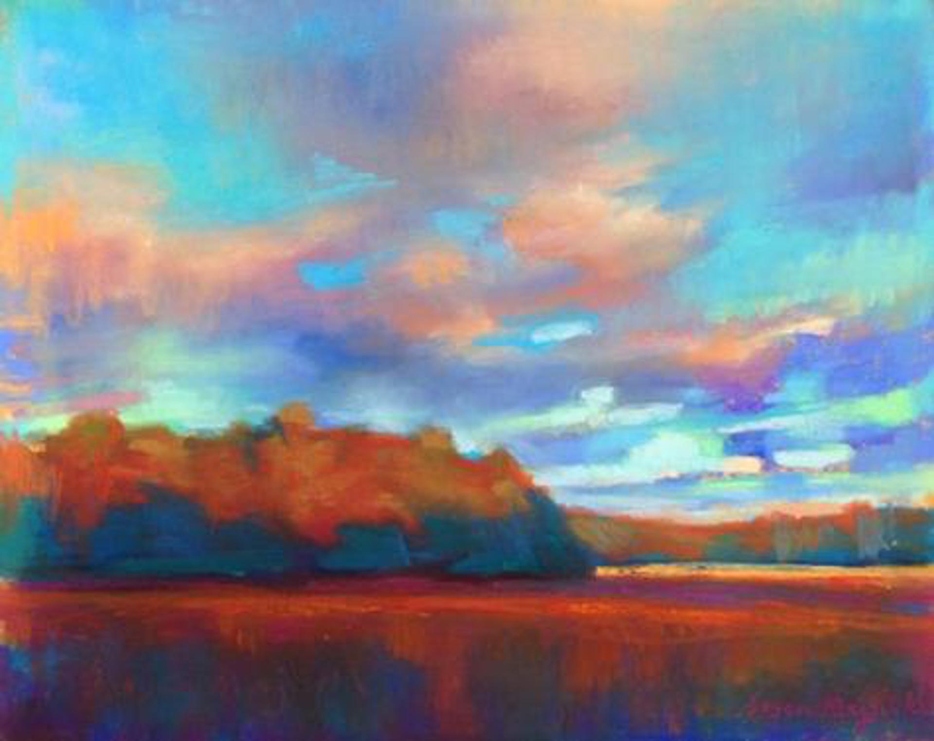 November Marsh by Susan Mayfield