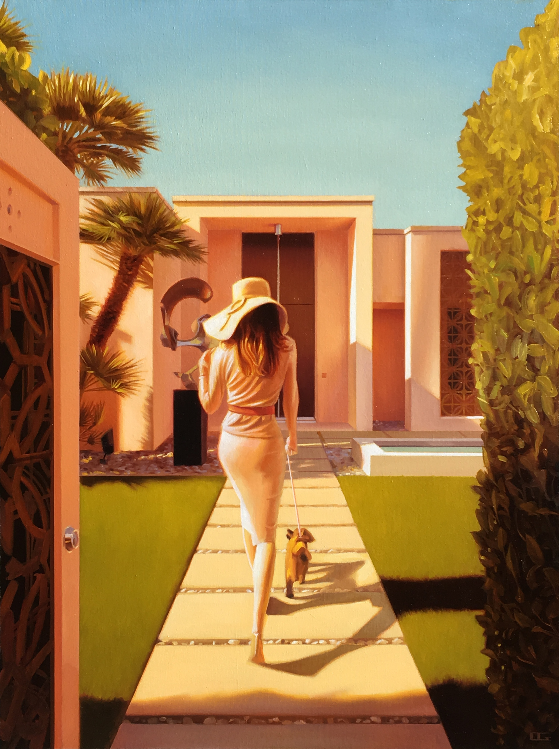 Great Strides (S/N) by Carrie Graber