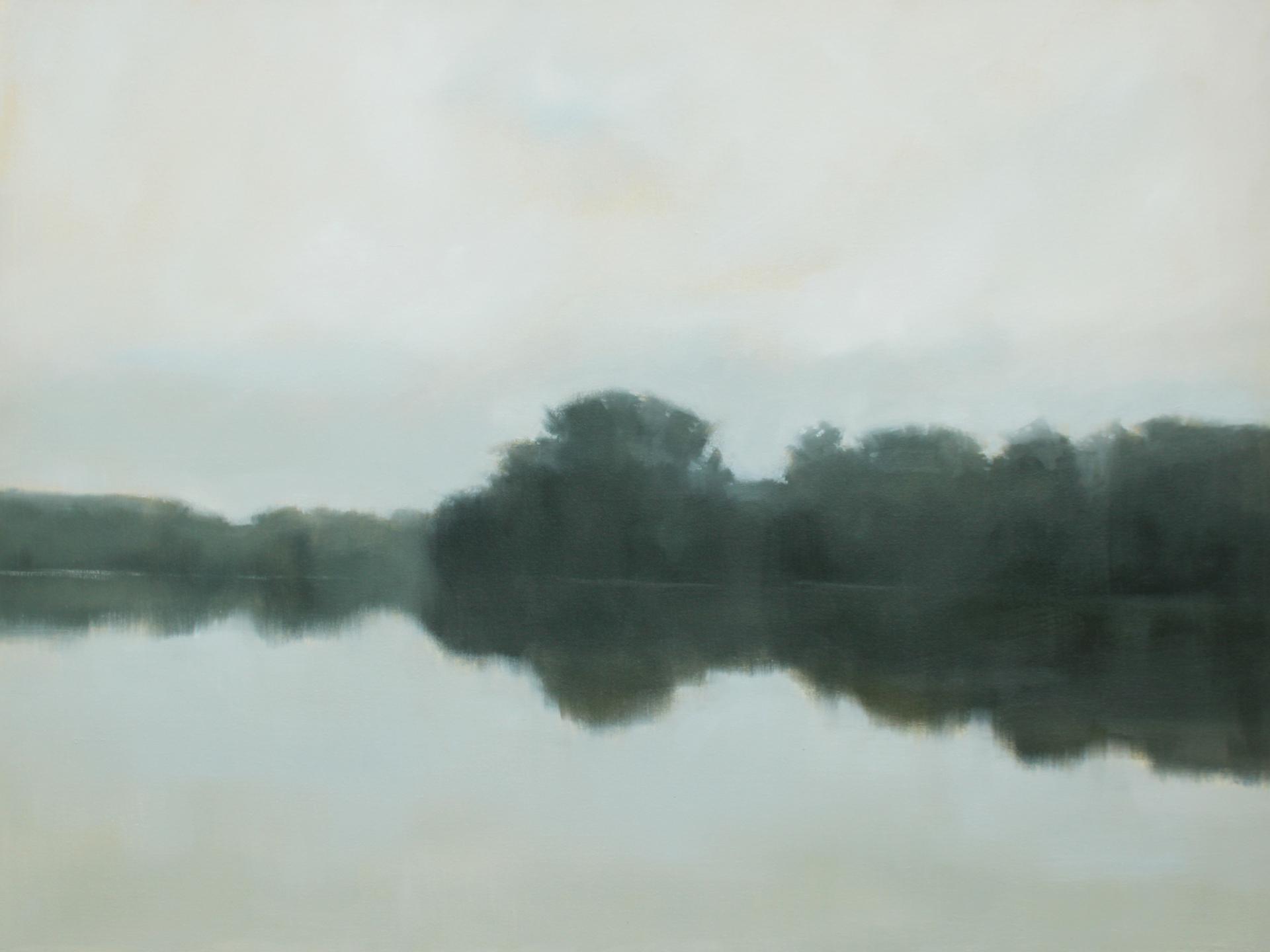 Heavy Shoreline by Megan Lightell