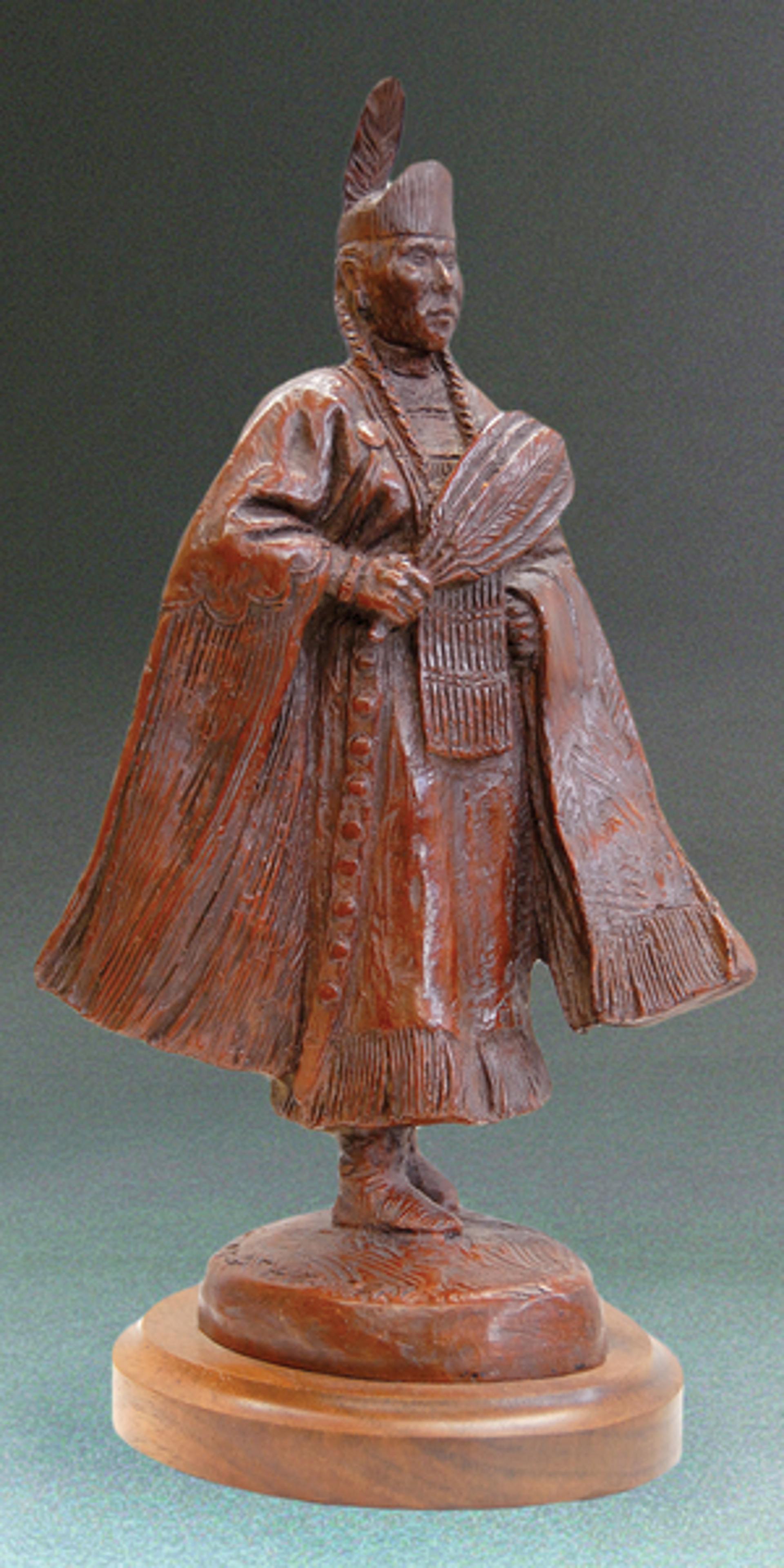 Buckskin Dancer by Harold Holden