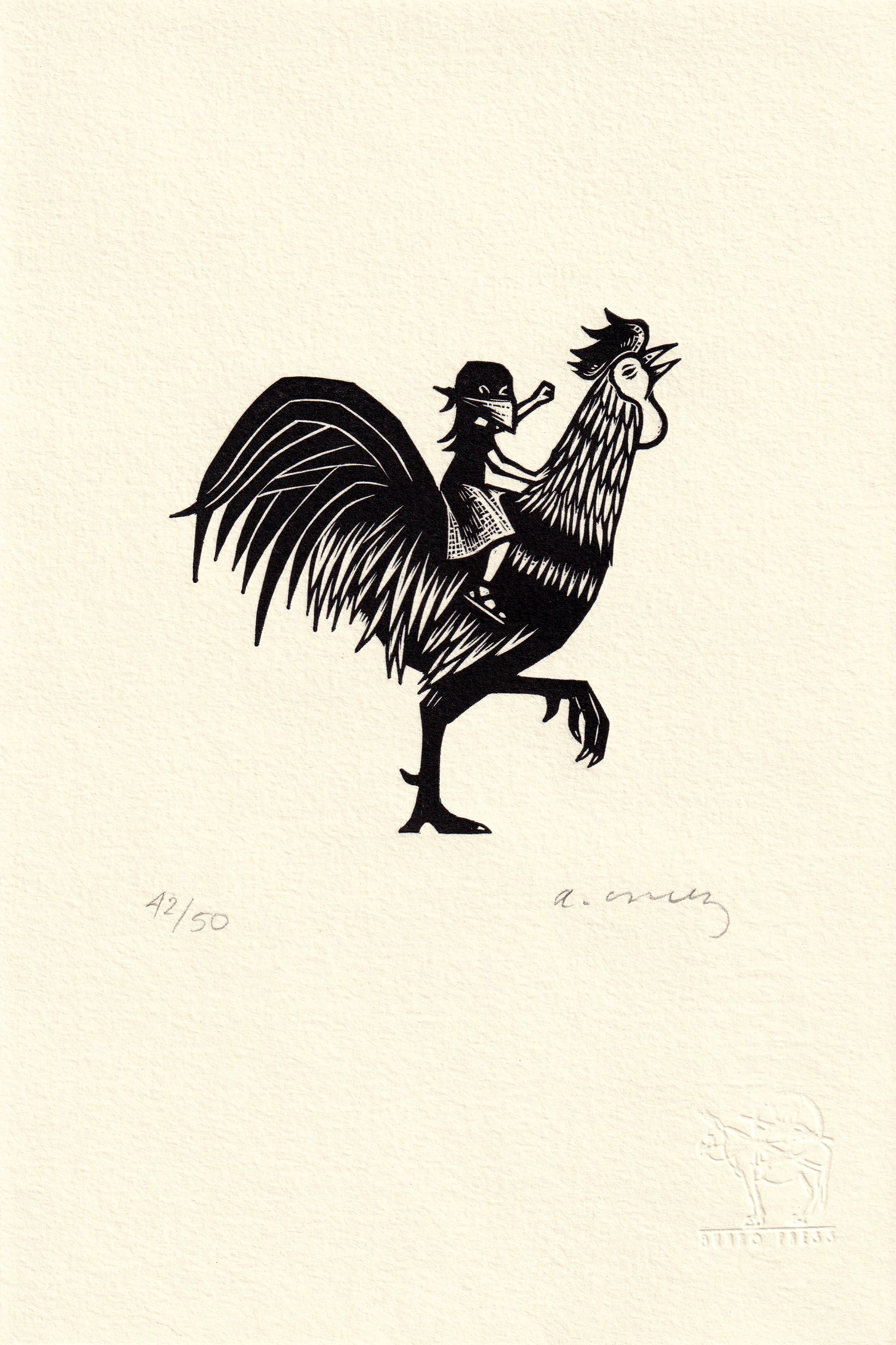 Untitled (Gallo) by Alberto Cruz
