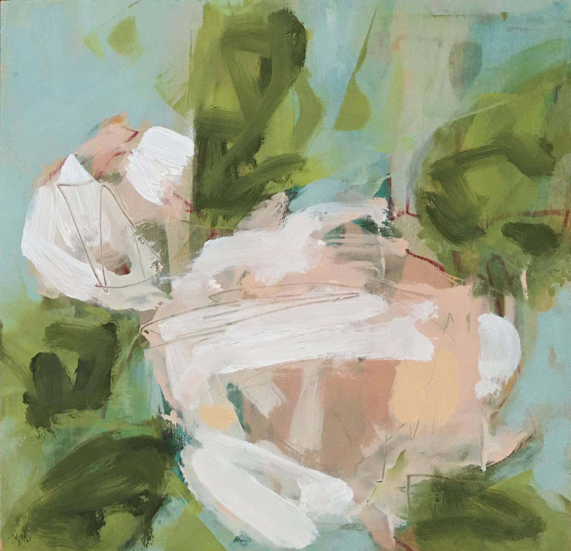 Peonies II by Lynn Johnson