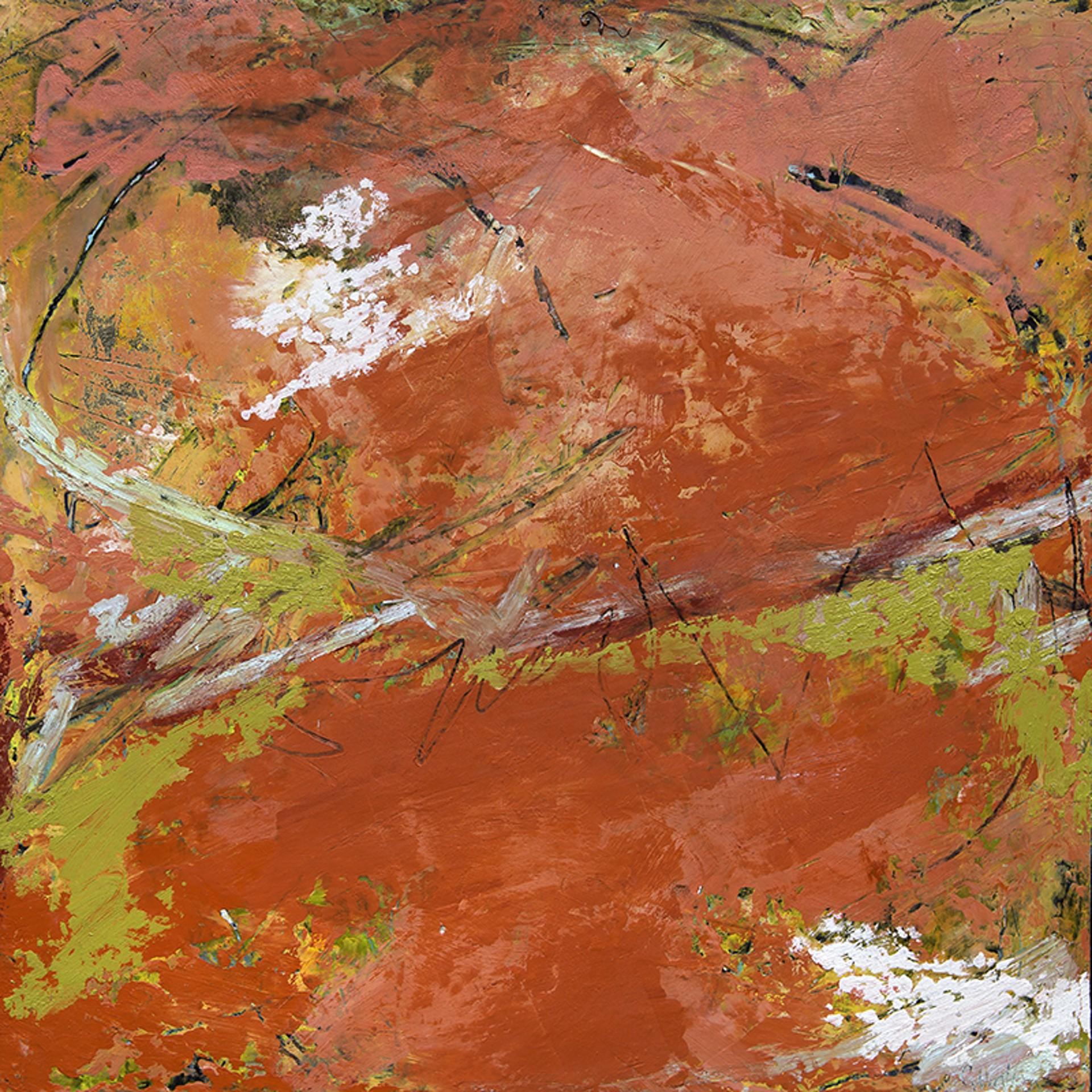 Sky Meets Earth (Coral 1) by Cindy Walton