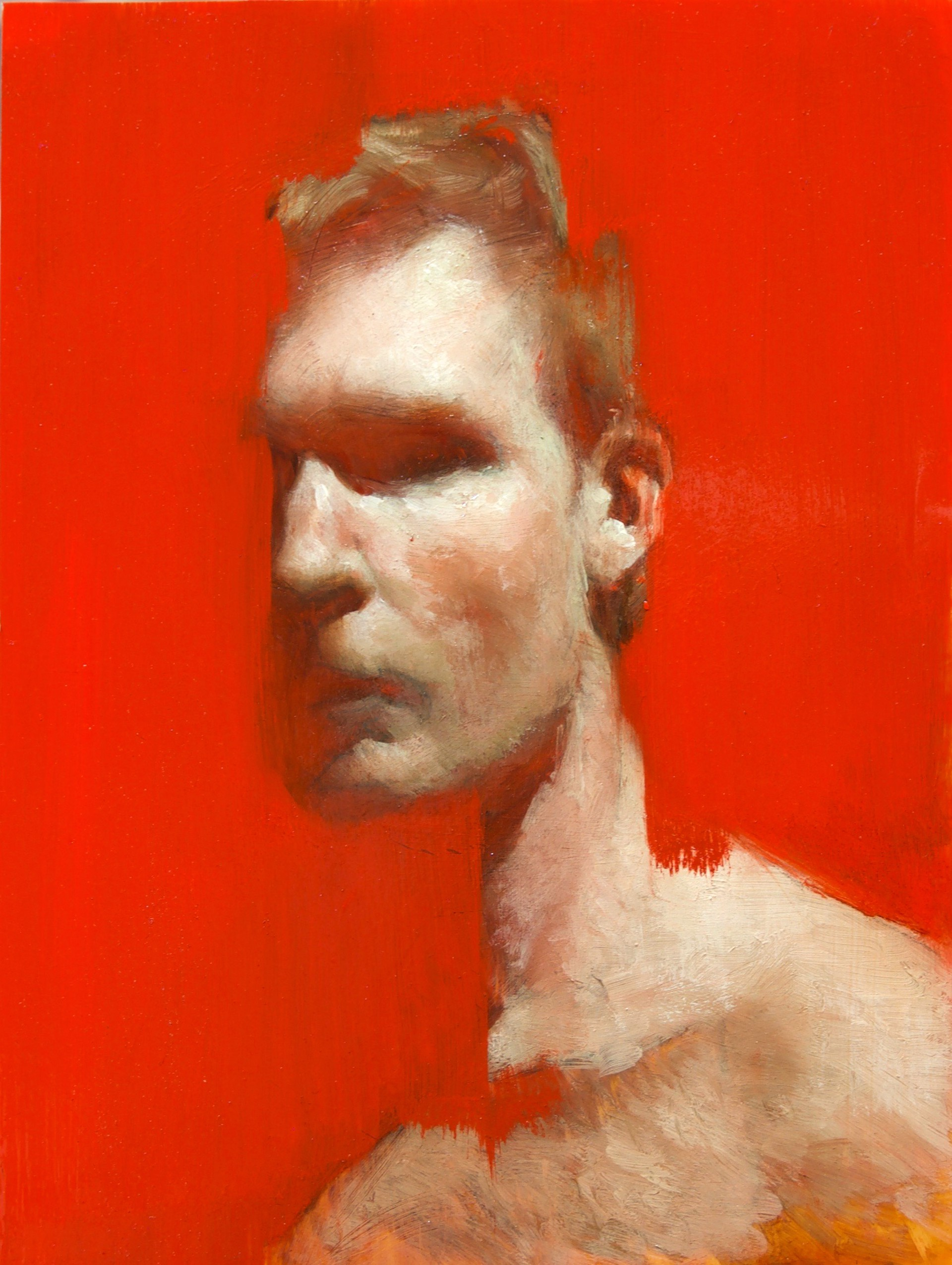 Red II by Zack Zdrale