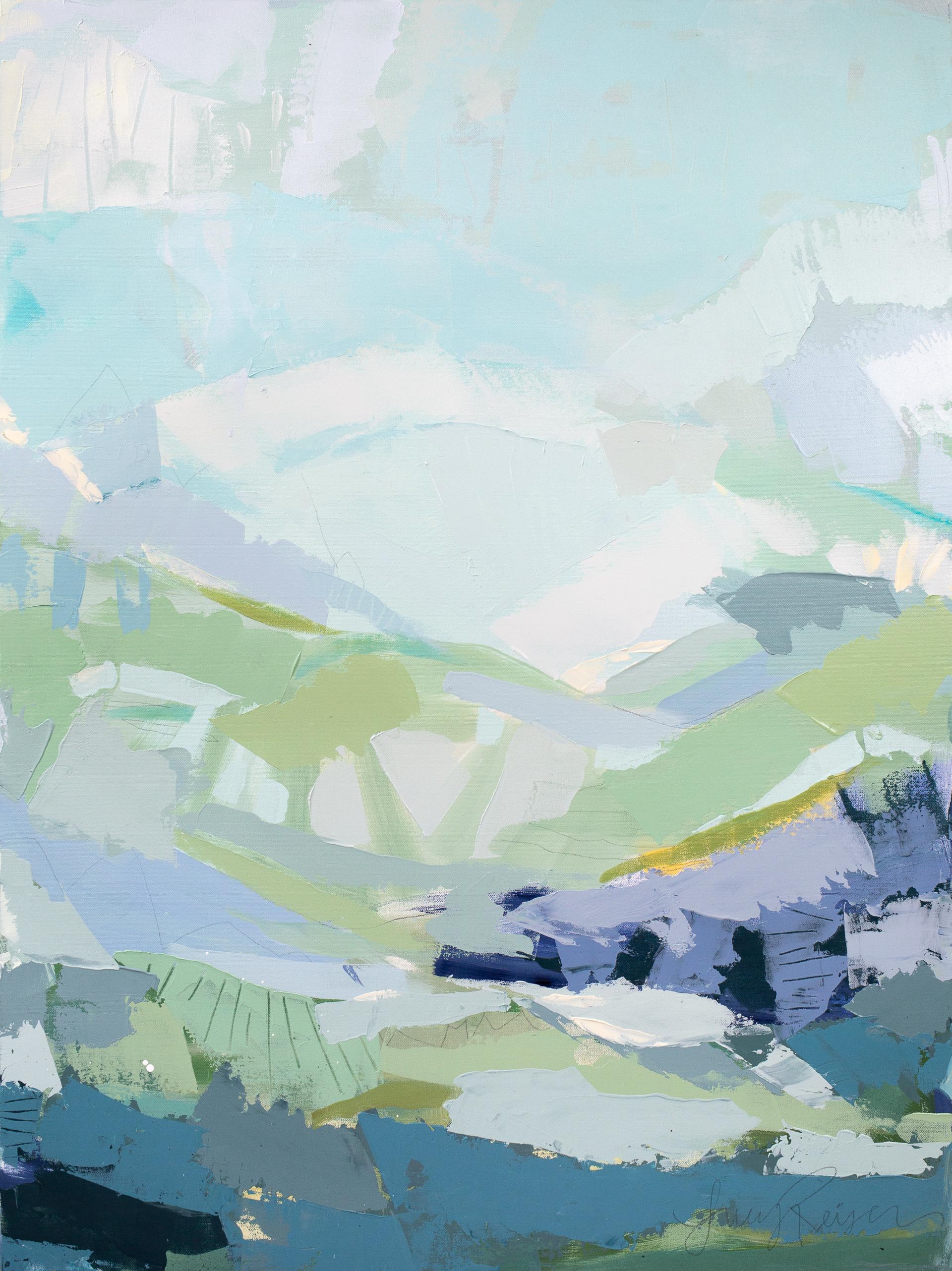 Bluebird I by Lucy Reiser