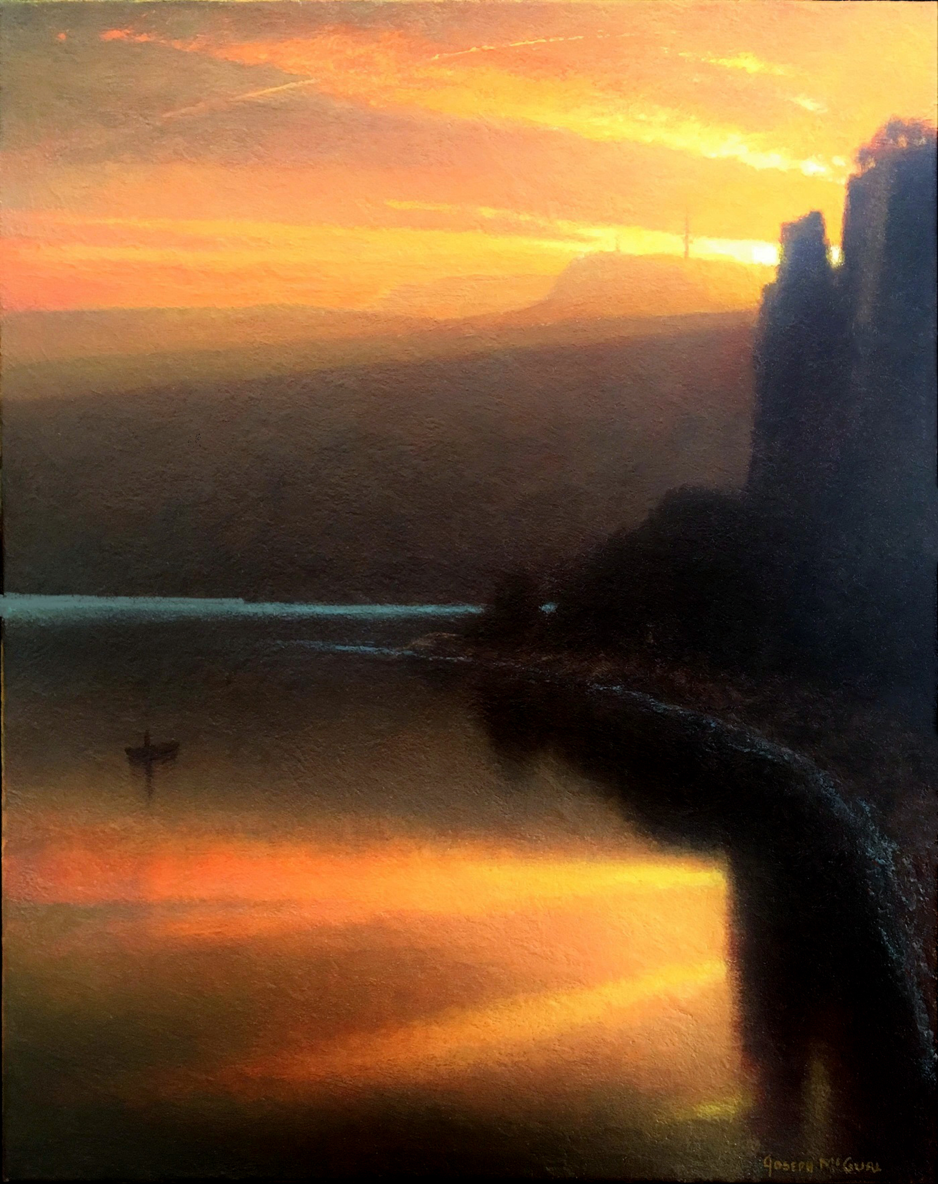 Prism, River and Sky by Joseph McGurl