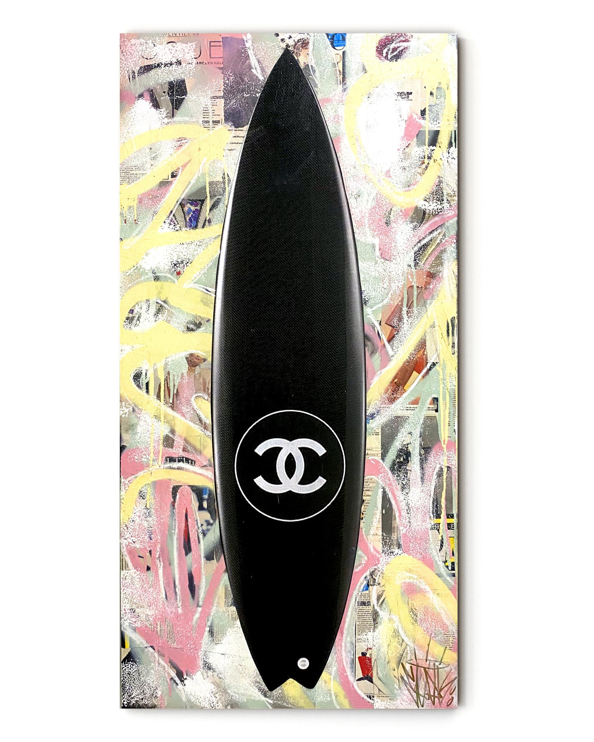 Chanel Surfboard by Seek One