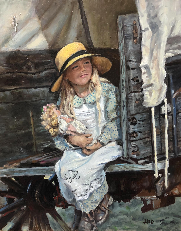 Westerward Ho by Judith Dickinson