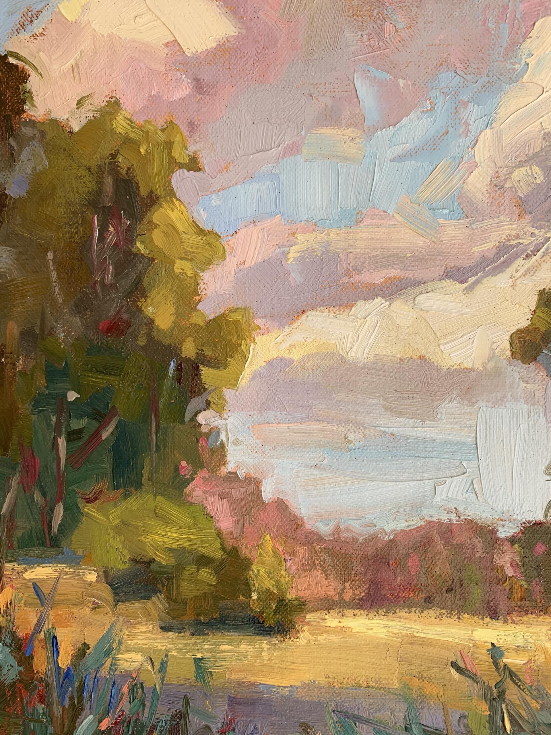 Cool Shadows by Marissa Vogl