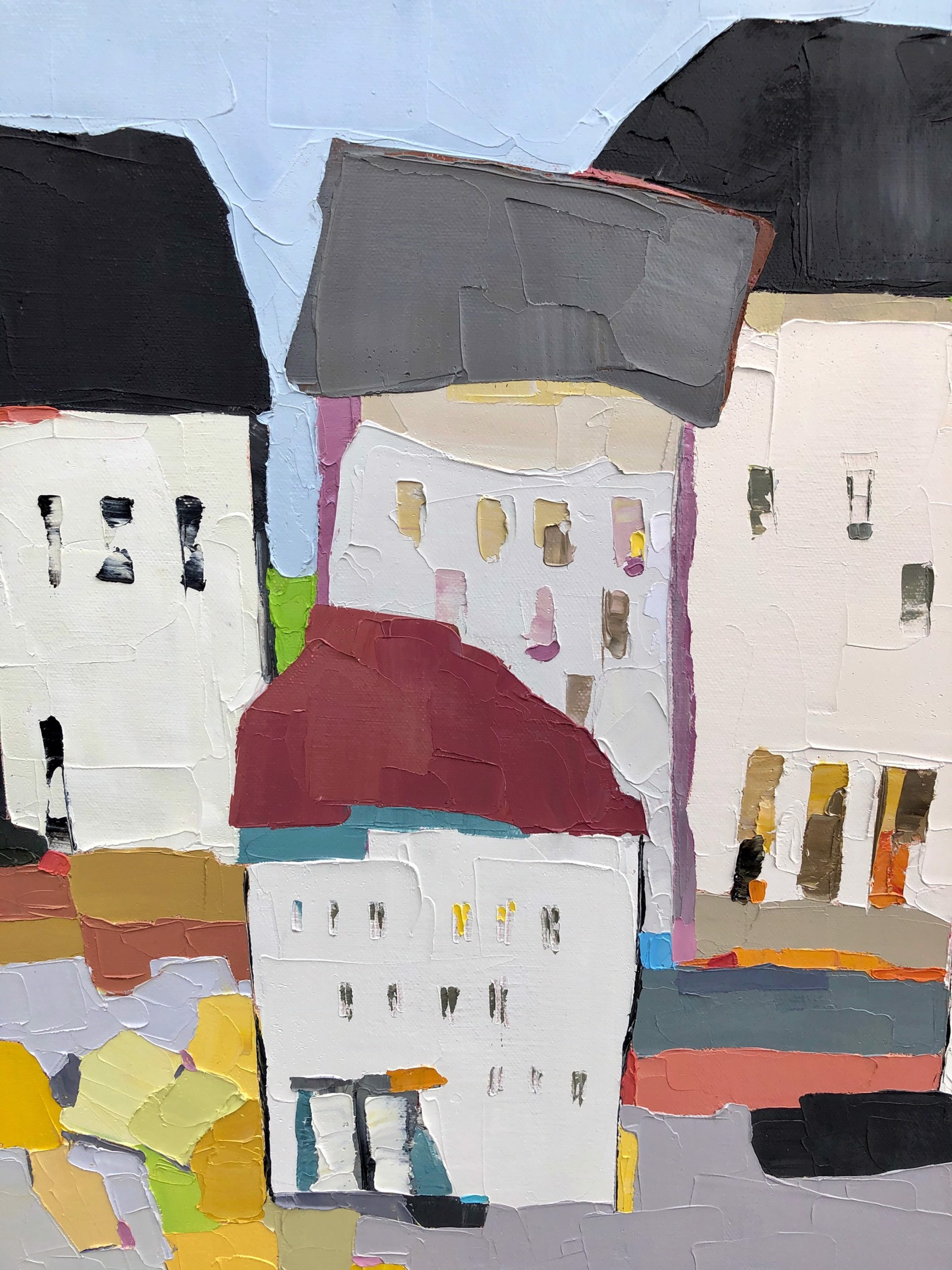 City Block by Donna Walker
