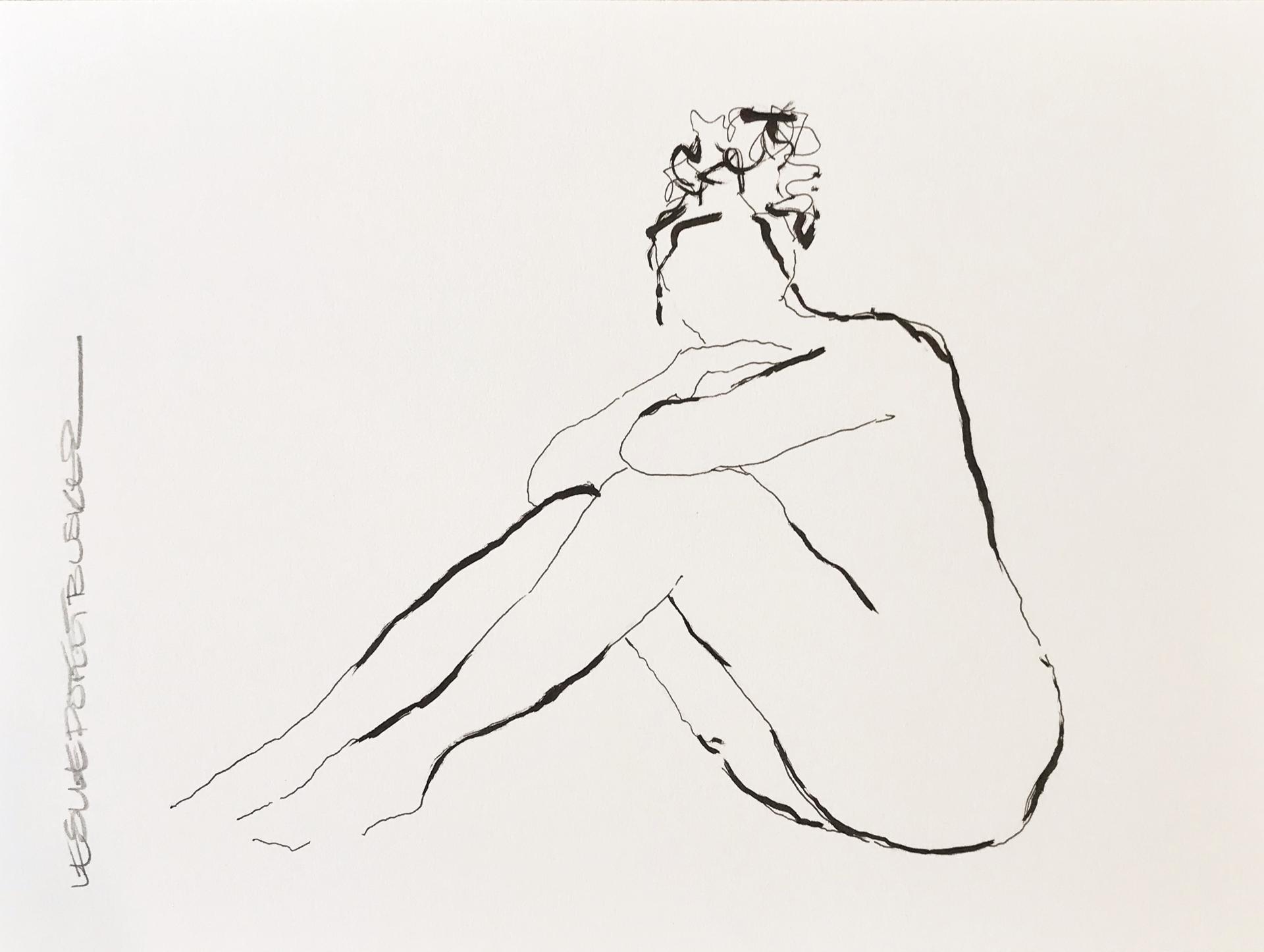 Figure No. 83 by Leslie Poteet Busker