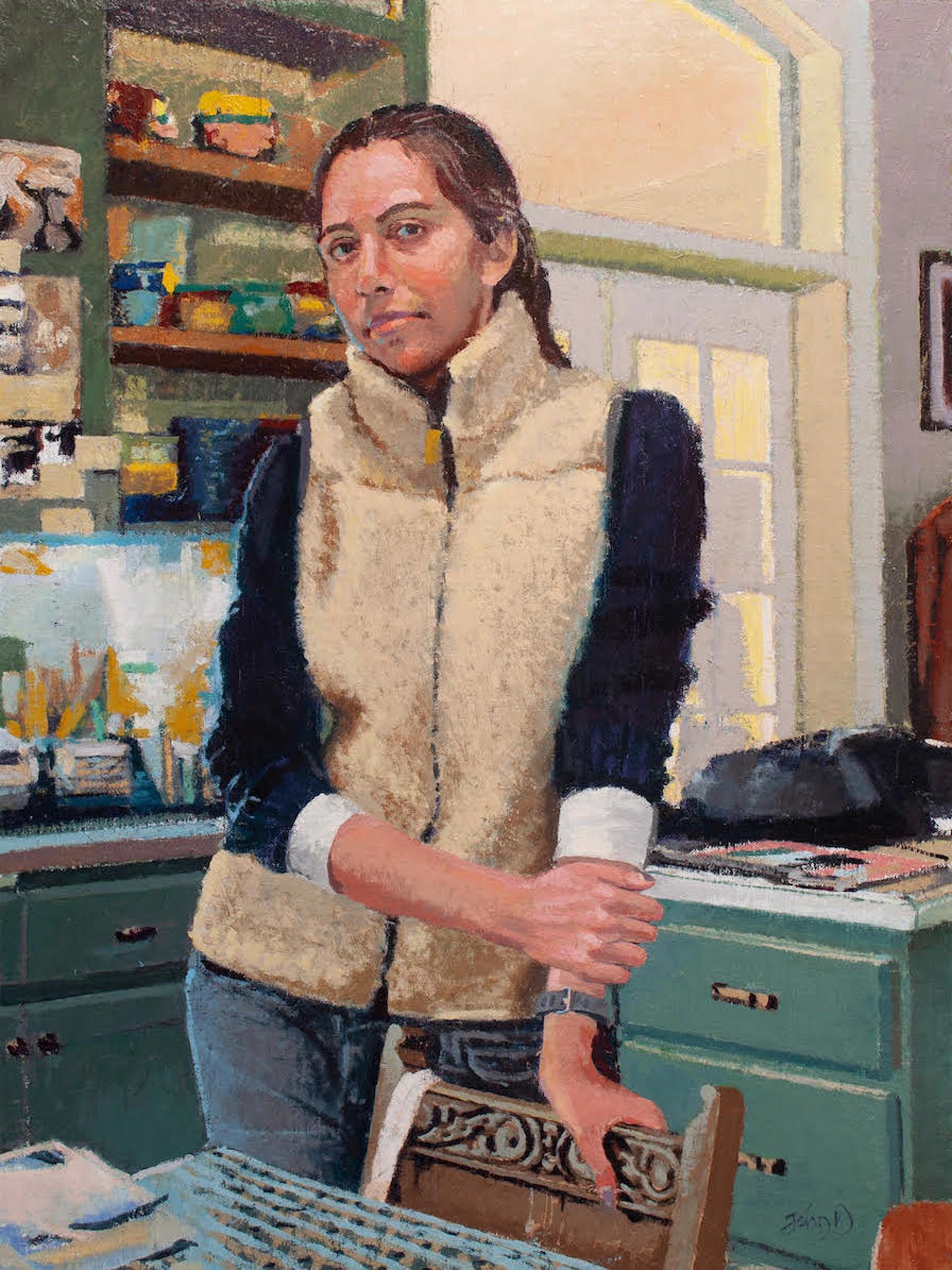 Sally's Kitchen by John Deckert
