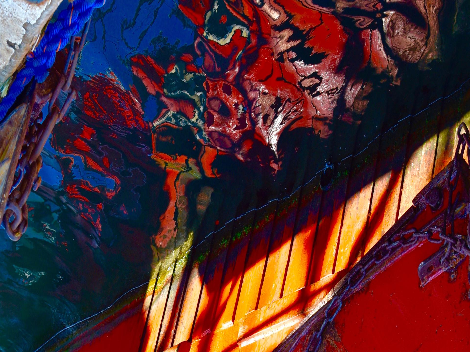Montauk Reflections #8 by Kat O'Neill