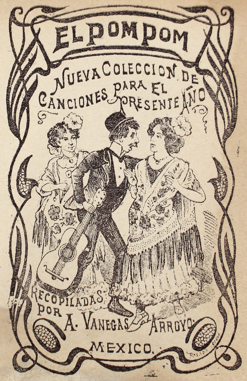El Pom Pom by José Guadalupe Posada (1852 - 1913)